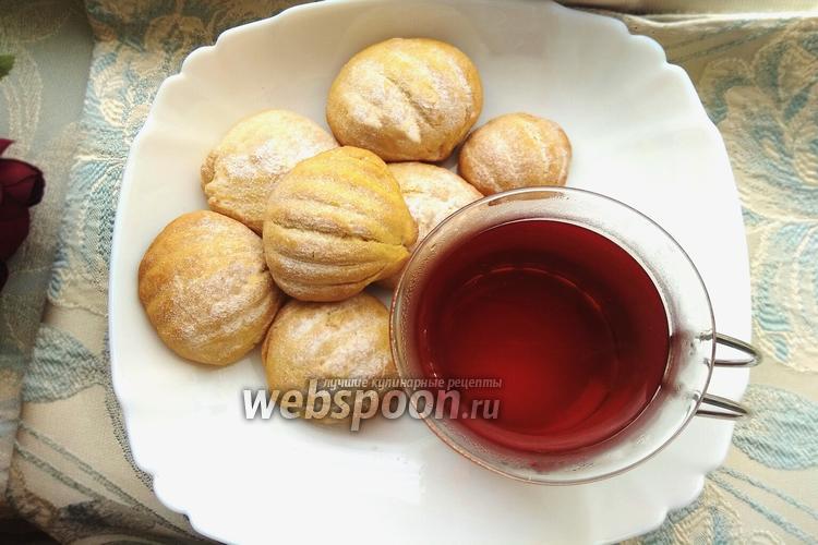 Фото Медовое печенье «Ракушки»
