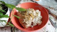 Фото рецепта Куриные окорочка в винно-можжевеловом маринаде