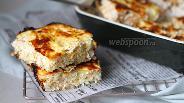 Фото рецепта Запеканка из квашеной капусты с курицей