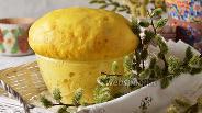 Фото рецепта Заварное тесто на куличи пасхальные