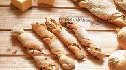 Фото рецепта Булочки с луком и сыром