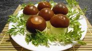 Фото рецепта Закуска Грибочки с печенью трески