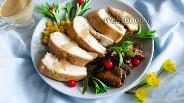 Фото рецепта Куриные грудки с эстрагоном