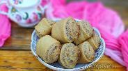 Фото рецепта Рулетики с орехами на кефире