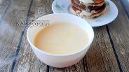 Фото рецепта Кето сливочный ванильный соус