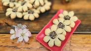 Фото рецепта Печенье «Весенние цветы»