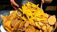 Фото рецепта Крекеры и печенье – 7 новых рецептов. Видео