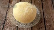 Фото рецепта Кокосово-ванильный кекс в кружке