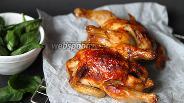 Фото рецепта Острый тайский цыплёнок с базиликом