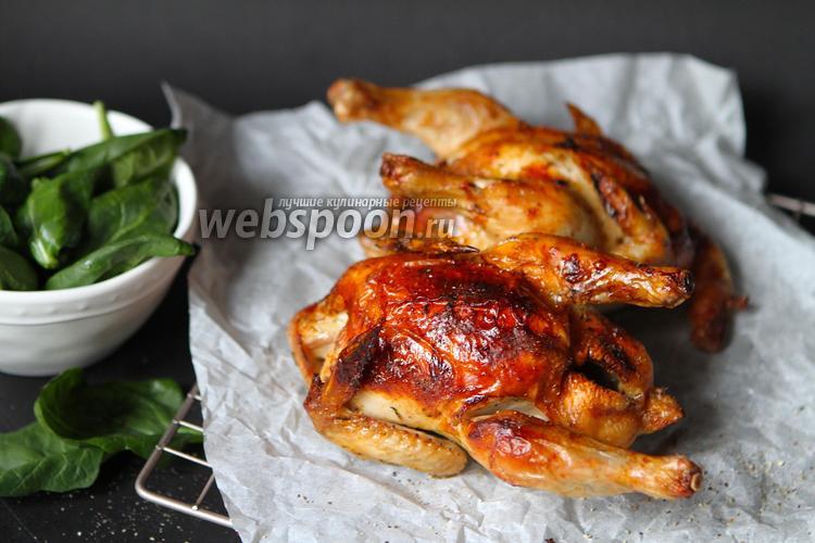 Фото Острый тайский цыплёнок с базиликом