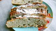 Фото рецепта Яблочный кекс с корицей