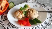 Фото рецепта Куриные ножки в соево-сливочном соусе
