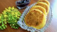 Фото рецепта Сырники с цукатами