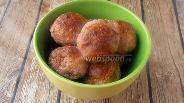 Фото рецепта Кето тефтели с цветной капустой и костным бульоном