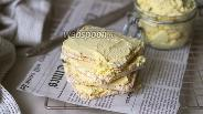 Фото рецепта Яичный сырный паштет