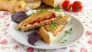 Фото рецепта Сэндвич Маргарита