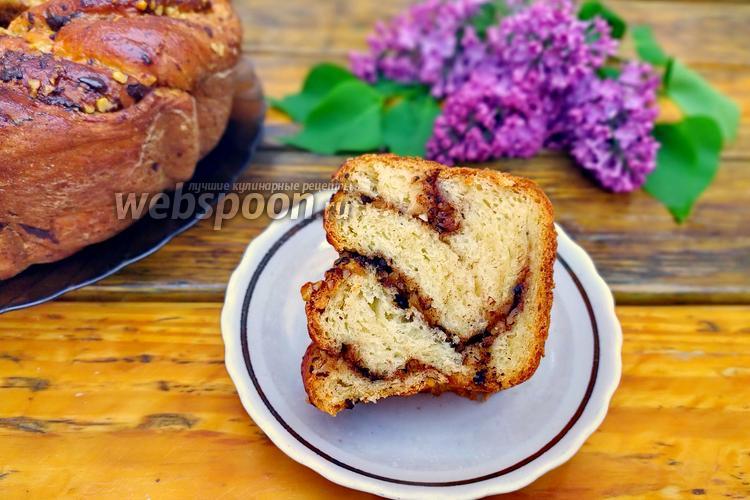 Фото Творожный кранч с орехами и шоколадом
