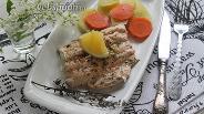 Фото рецепта Филе горбуши в пароварке с тимьяном и картофелем