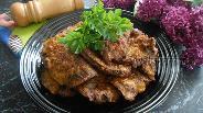 Фото рецепта Биточки из свиной печени