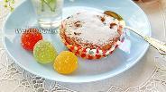 Фото рецепта Мармеладные кексы