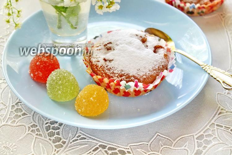 Фото Мармеладные кексы