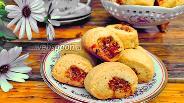 Фото рецепта Печенье с сухофруктами и орехами