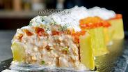Фото рецепта Бочонки из кабачков с фаршем. Видео