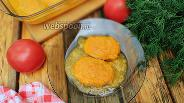 Фото рецепта Котлеты в луково-морковном соусе в духовке
