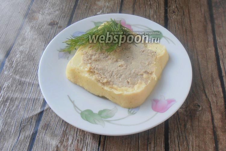 Фото Кокосовый хлеб в СВЧ