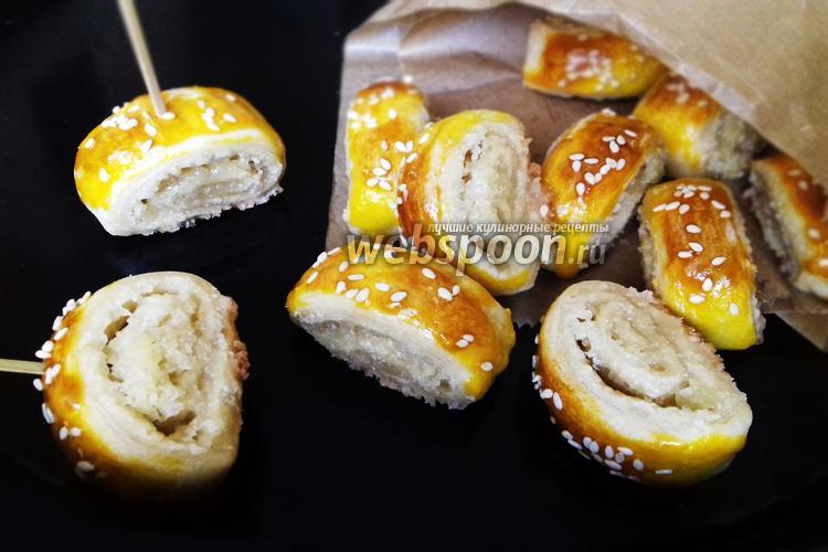 Фото Мини-печенья для пикника