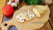 Фото рецепта Куриное филе шпигованное морковкой