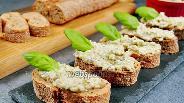 Фото рецепта Летние закуски для пикника (паштеты). Видео