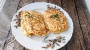 Фото рецепта Панини из цветной капусты и пармезана