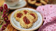 Фото рецепта Печенье «Отпечаток пальца»