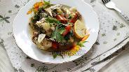 Фото рецепта Сырдаг из минтая