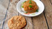 Фото рецепта Паштет из кабачков, бекона и копчёной паприки