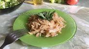 Фото рецепта Тушёный картофель по-корейски
