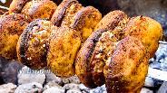 Фото рецепта Мангал – 7 новых рецептов, кроме шашлыка. Видео