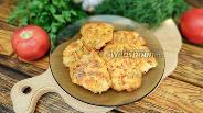 Фото рецепта Куриные отбивные в томатном кляре