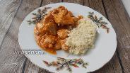 Фото рецепта Карри из цветной капусты с курицей