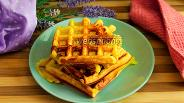 Фото рецепта Вафельные сырники