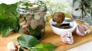 Фото рецепта Ассорти из солёных грибов