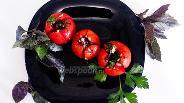 Фото рецепта Помидоры кимчи с соевым соусом