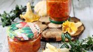 Фото рецепта Солянка с грибами и томатной пастой на зиму