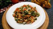 Фото рецепта Табуле с кускусом