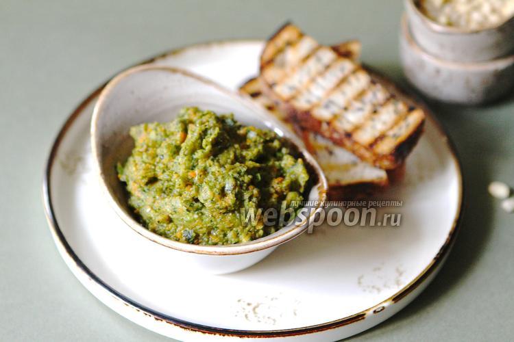 Фото Намазка из кабачков на бутерброды