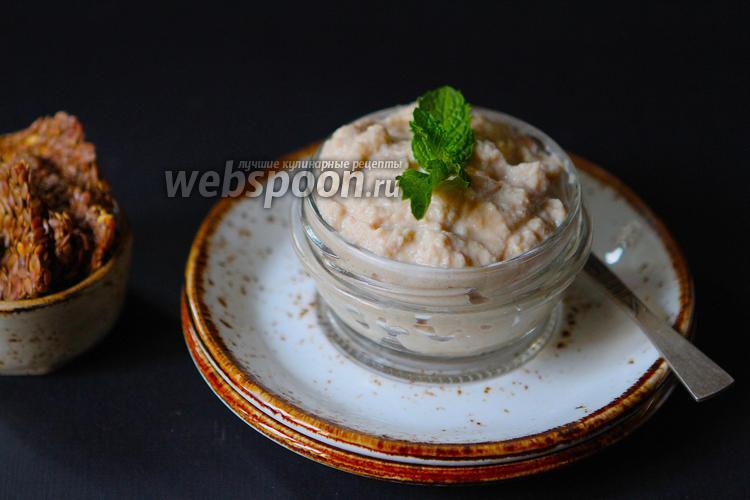 Фото Нежный паштет из консервированного тунца и яйца