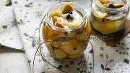 Фото рецепта Белые грибы маринованные на зиму с бадьяном и гвоздикой
