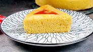Фото рецепта Пирог с арбузом. Видео