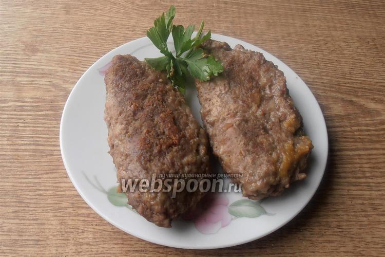 Фото Чебуреки из фарша с субпродуктами и сыром
